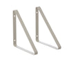 Shelf wandplank metalen hangers