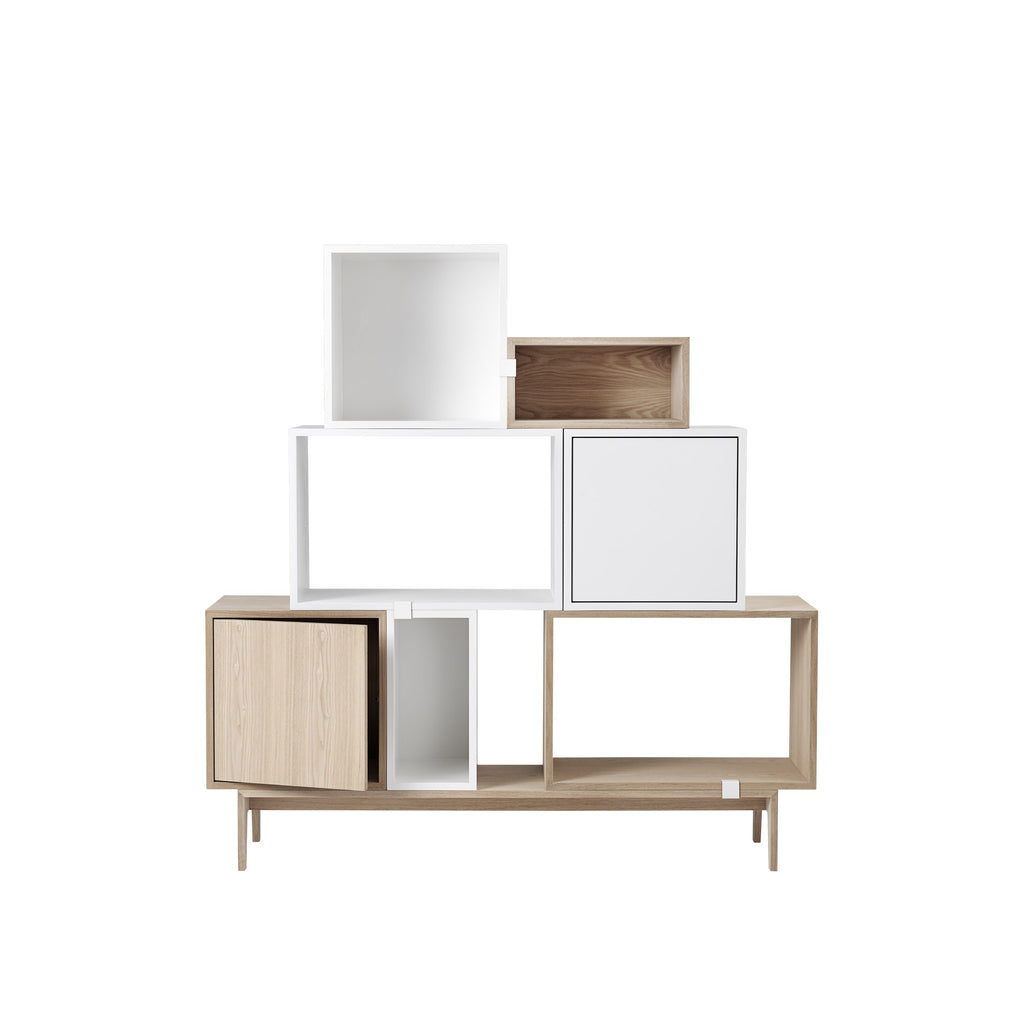Stacked Storage kast