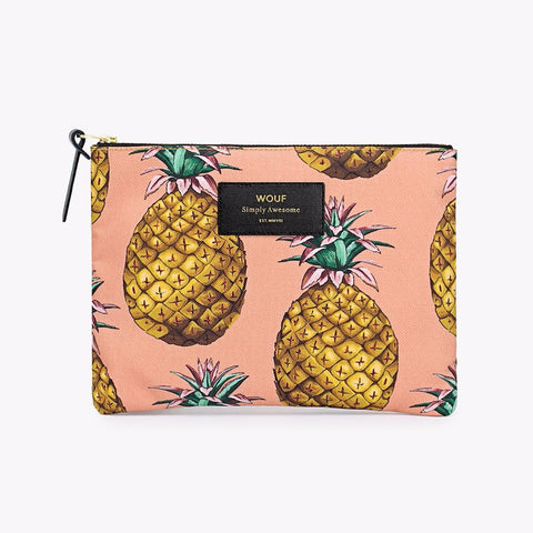 Ananas Large Pouch