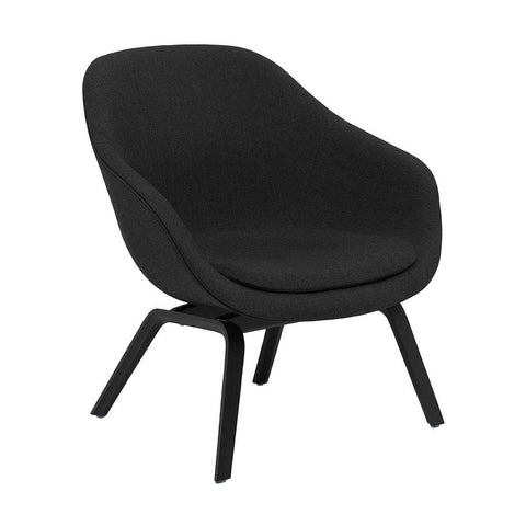 About A Lounge chair laag - AAL83 met zitkussen