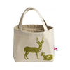 Mini Tote Bag Bambi Moutarde