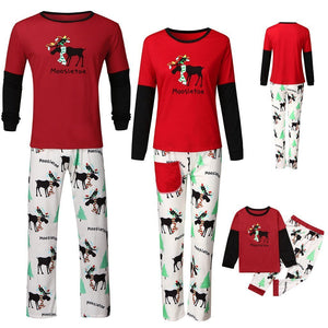 Newborn Baby Clothes Winter Set Christmas Printed