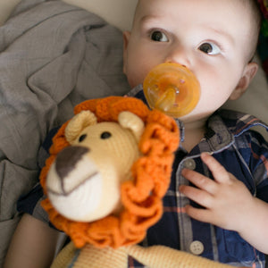 Leo the Lion, Stuffed Animal, Toy, Pillow