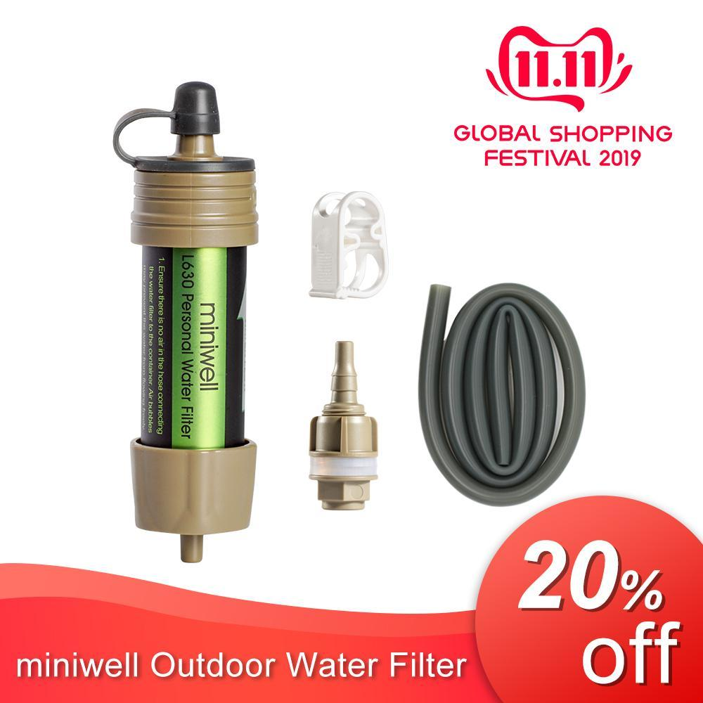 Traveling Portable Water Filter
