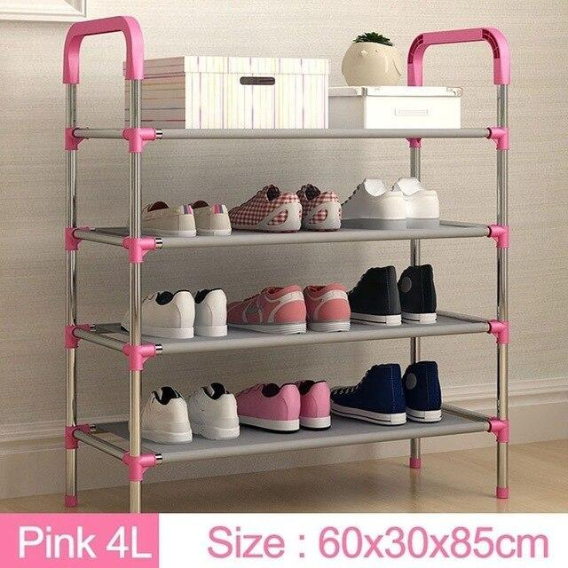 Simple Shoe Rack