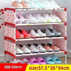 Fabric Shoes Shelves