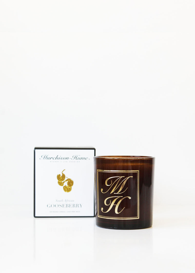 South African Gooseberry Candle