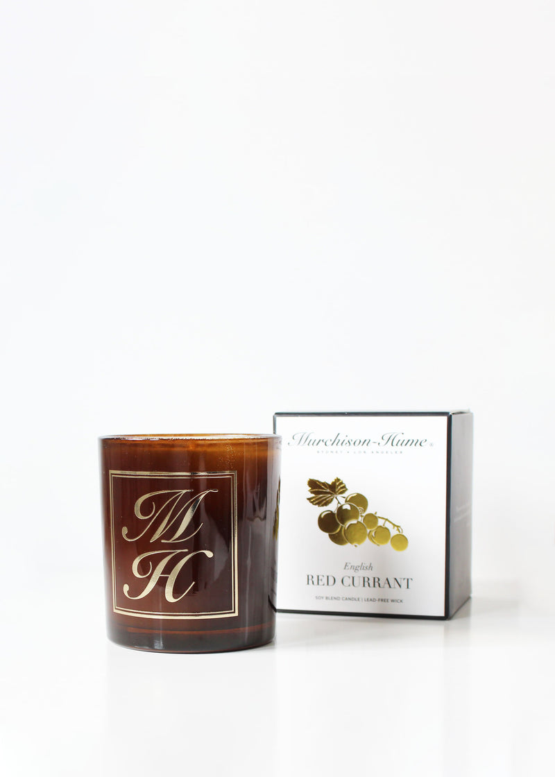 English Red Currant Candle