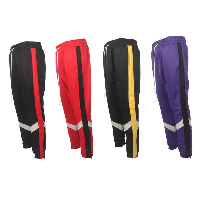 RETRO SPORTS STRIPE PANTS