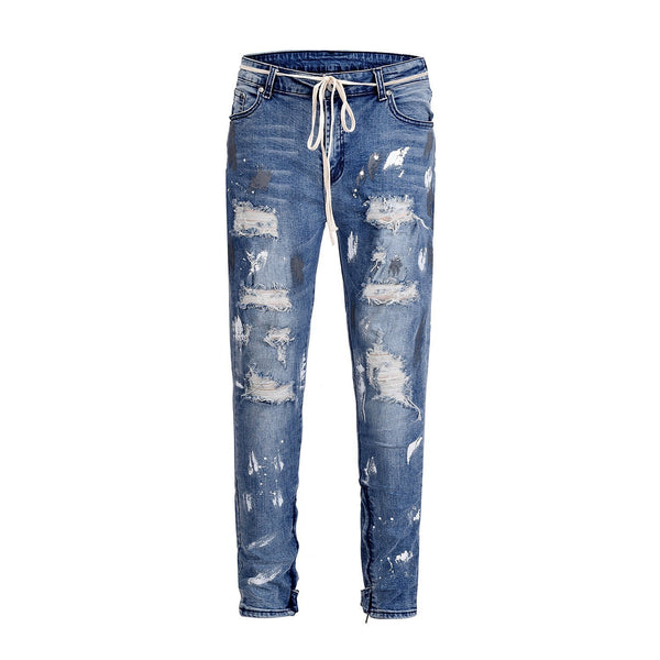 VDOPE SPLASH DENIM