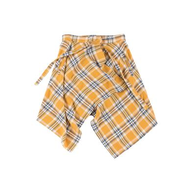 PANTS SKIRT - YELLOW