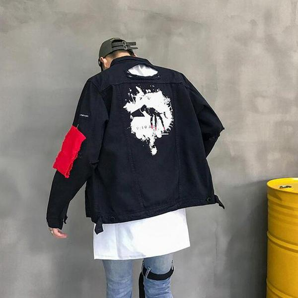 """9.19"" DENIM JACKET"