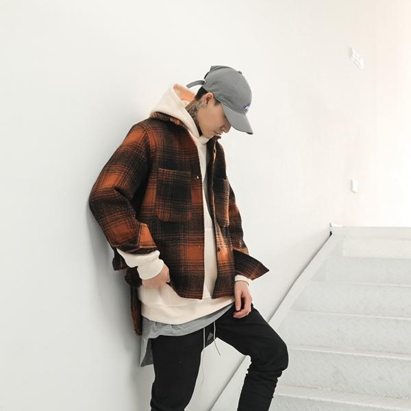 FLANNEL COAT