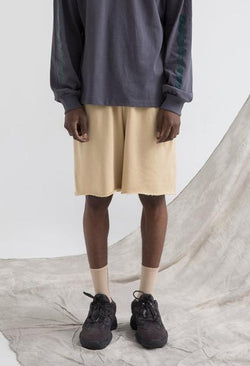 ESSENTIAL SHORTS - KHAKI