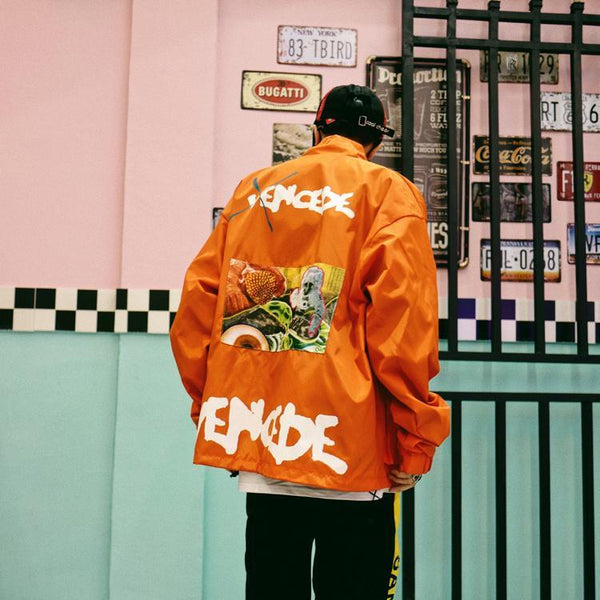VENCEDE WINDBREAKER JACKET