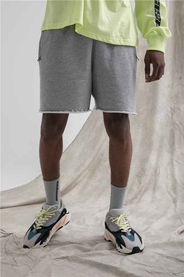 ESSENTIAL SHORTS - GRAY