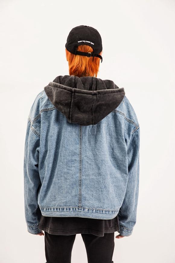 REVERSE DENIM JACKET V2