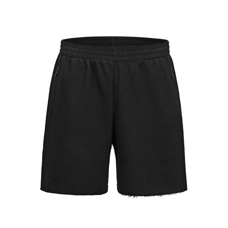 ESSENTIAL SHORTS - BLACK
