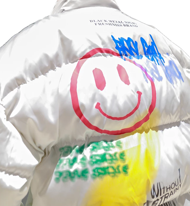 SMILEY DOWN JACKET