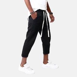 PENCIL PANTS - BLACK