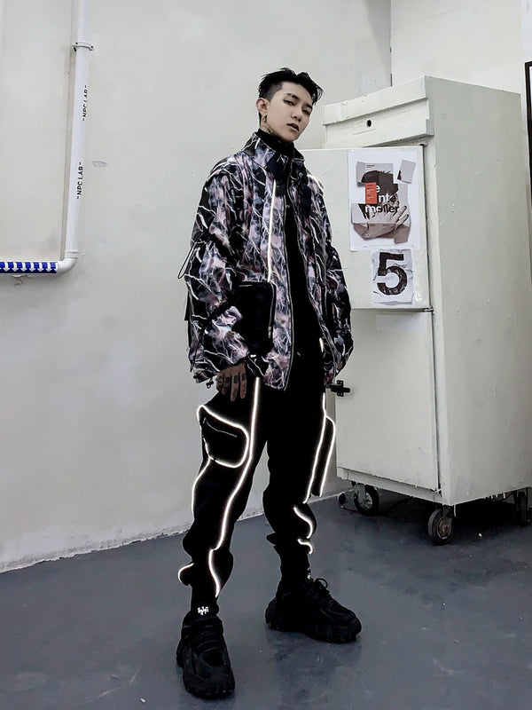 REFLECTIVE VDOPE PANTS