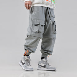 ZIPPER JOGGER PANTS