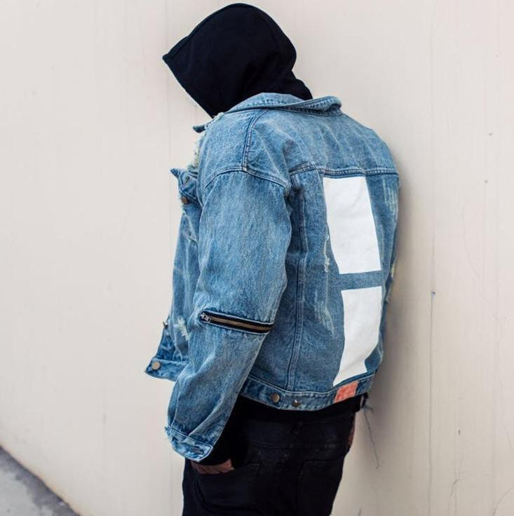 VDOPE STREET DENIM JACKET