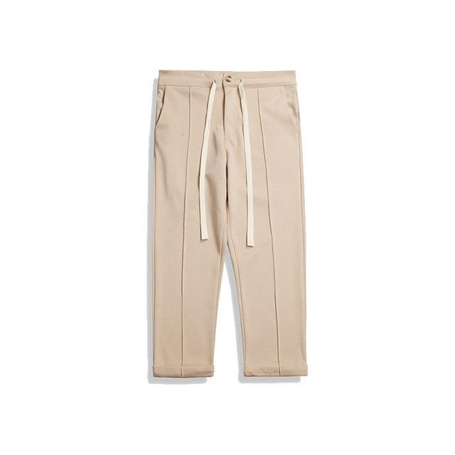 PENCIL PANTS - KHAKI