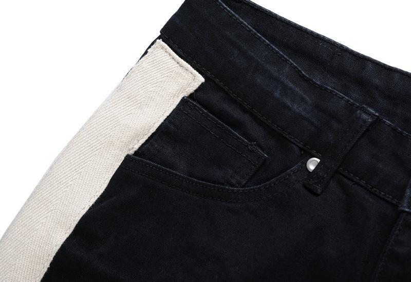 RETRO DENIM - BLACK