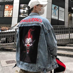 DANGEROUS DENIM JACKET