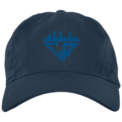 Image of City Racks Twill Unstructured Dad Cap