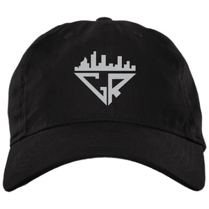 City Racks Twill Unstructured Dad Cap