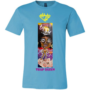 Trap Queen Unisex Jersey Short-Sleeve T-Shirt