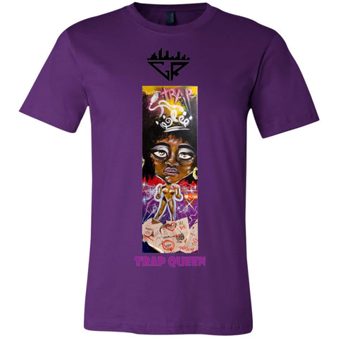 Image of Trap Queen Unisex Jersey Short-Sleeve T-Shirt