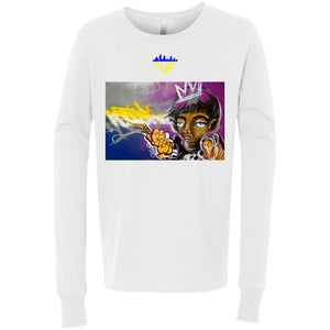 Magic Boy Youth Jersey LS T-Shirt