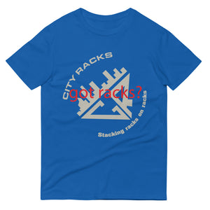 City Racks, Got Racks?, Men's, Short-Sleeve, T-Shirt