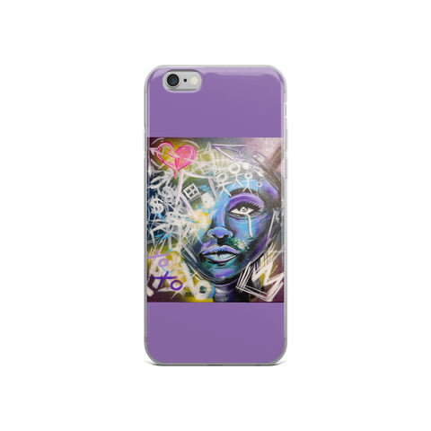 Image of City Racks, I Survived, iPhone Case