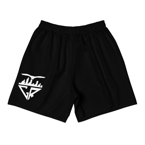 City Racks Active, Black, Men's, Athletic Long Shorts