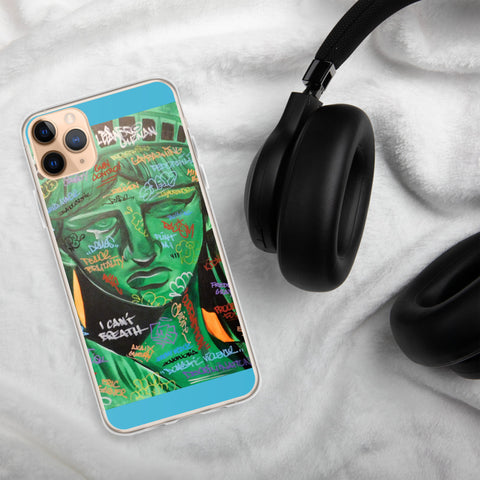 Image of City Racks, iPhone Case, Say Their Name