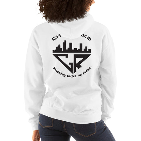 City Racks, Thicker than Cold Peanut Butter, Women, Unisex, Hoodie
