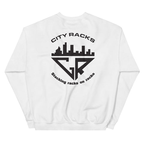 Image of City Racks, I like 'em Thicker than Cold Peanut Butter, Men, Sweatshirt