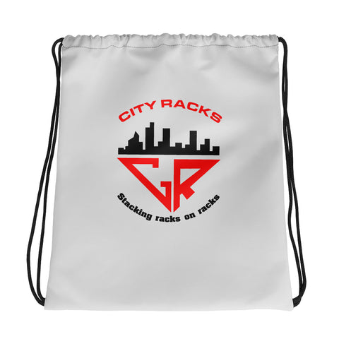 City Racks Drawstring bag