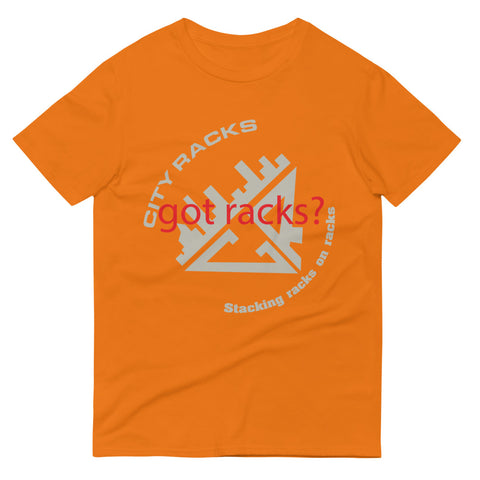 Image of City Racks, Got Racks?, Men's, Short-Sleeve, T-Shirt