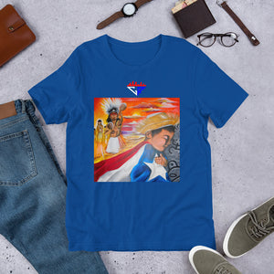 City Racks, Puerto Rico Dear to my Heart, Men's, Short-Sleeve T-Shirt