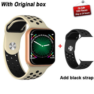 Newest F8 Bluetooth Smart watch Heart Rate Monitor Smart band Bracelet Screen Steps Distance Calories Sports Wrist Watch watches