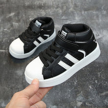 Charger l'image dans la galerie, Winter Kids Shoes for Baby Sneakers Fashion Kids Shoes Casual Shoes High Top Sport Shoes Running Shoes Toddler Children Sneakers