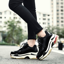 Charger l'image dans la galerie, 2019 New Women's Comb Shoes Fashion Students Wild Casual Sports Shoes Breathable Running Shoes Lovers Men and Women Shoes