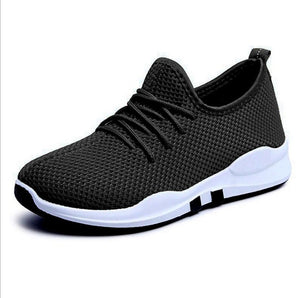 Women Fashion Running Shoes Comfortable Mesh Breathable Non-Slipper Sneakers Light Weight Outdoor Travel Walking Sports Shoes