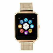 Charger l'image dans la galerie, 3 Colors Stainless Steel Bluetooth GSM SIM Smart Watch Z60 For Samsung  iOS Android Phone