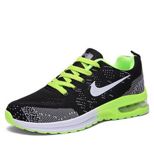 Charger l'image dans la galerie, 2019 Men's Running Shoes Men Sneakers Sports shoes woman Lace-up Breathable Sneakers Women zapatillas hombre Lovers Footwear